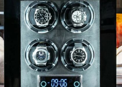 4 Ways on Treating the Best Automatic Watch Winder